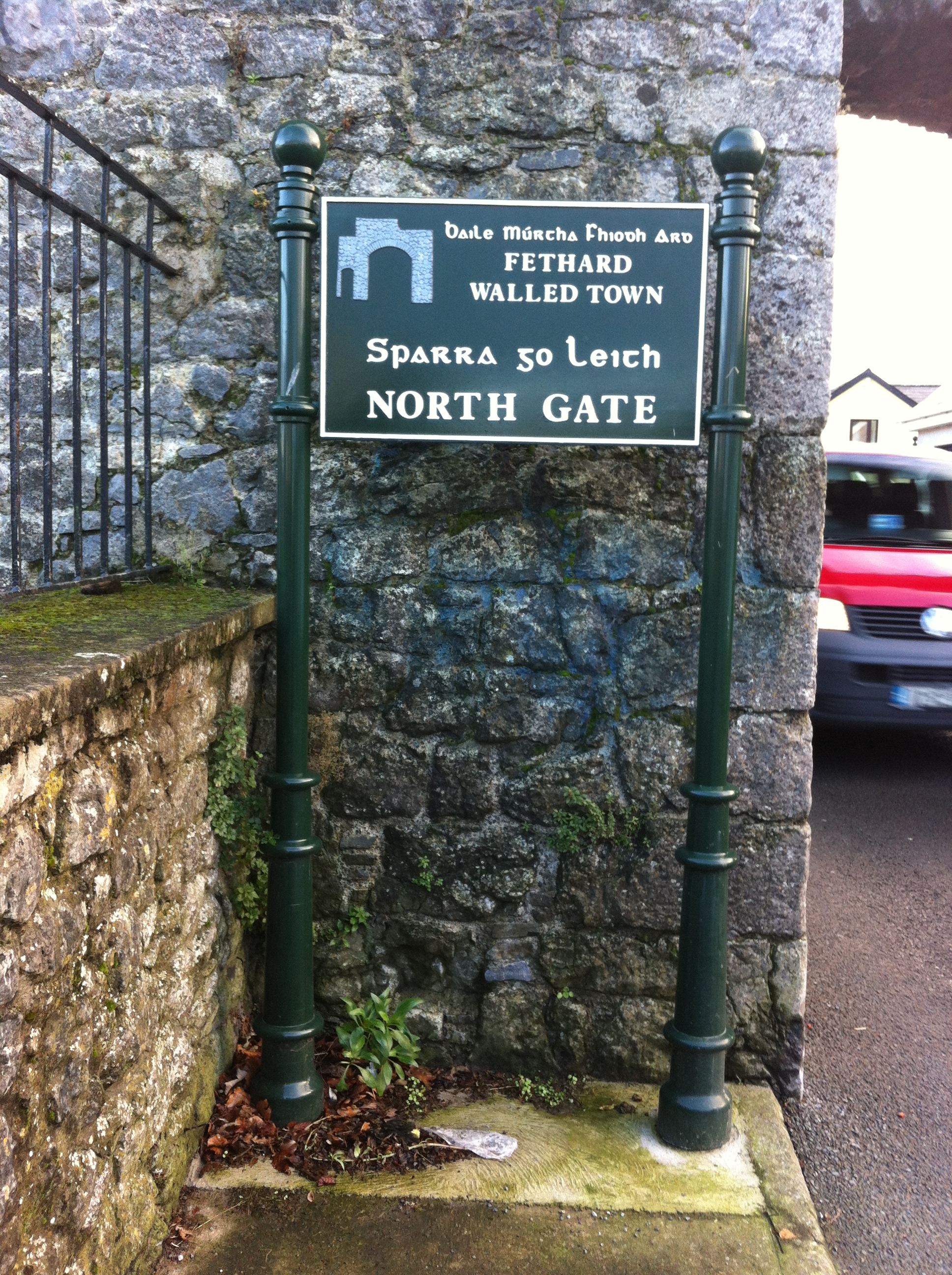 Fethard Large Sign